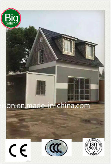 High Quality Exported to Overseas Mobile Prefabricated/Prefab House/Villa pictures & photos