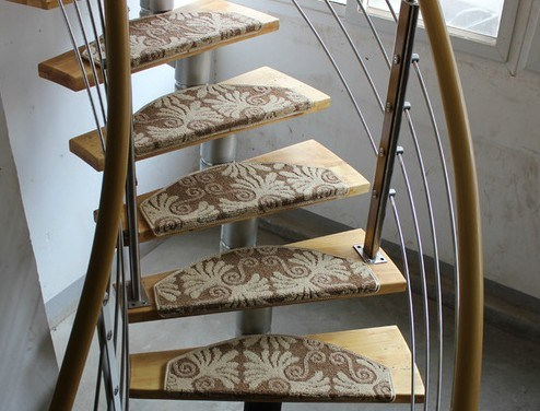 European Style Rustic Stair Carpet pictures & photos