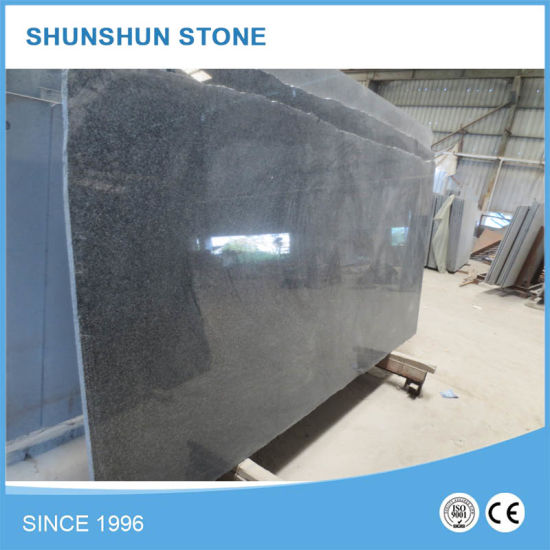 China Polished G654 Impala Granite Tile for Floor Paving and Wall Cladding pictures & photos