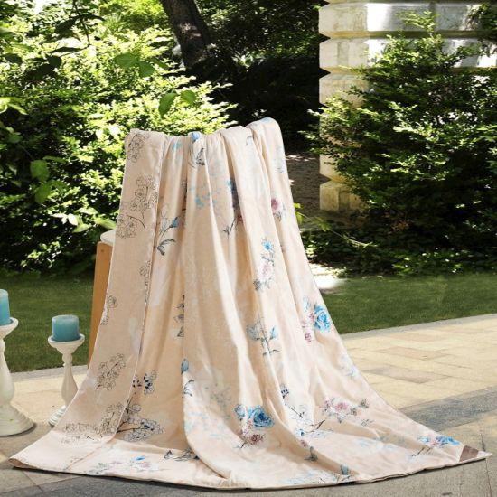 fa95b3cfeb Summer Elegance Hotsale Oeko Tex-100 Quality 100% Mulberry Silk Blanket  Silk Blanket