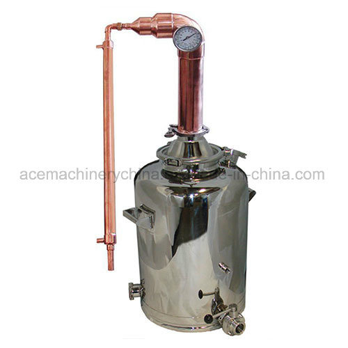 Distiller Alcohol Distiller Distill Gin Distillation Unit Bubble Cap Column pictures & photos