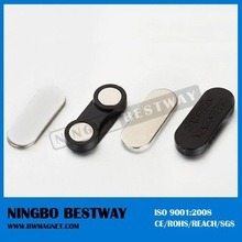 N40 Strong Magnetic Button Badge