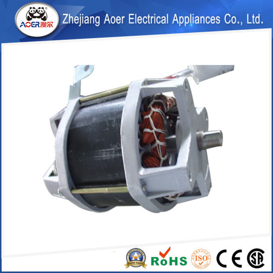 AC Asynchronous Single-Phase 230V Induction Electrical Motor From Lawn Mower pictures & photos