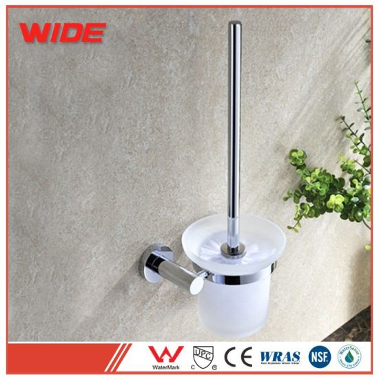 Wholesale Polishing Stainless Steel Toilet Brush Holder with Brush pictures & photos