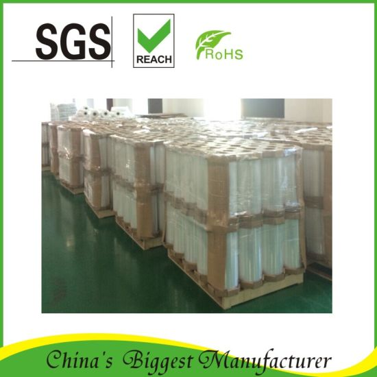 OEM PE Pallet Wrap Stretch Cling Film Packaging Film Roll PE Pallet Wrap Stretch Cling Film pictures & photos