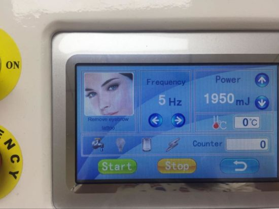 Laser Tattoo and Pigamentation Removal Machine pictures & photos