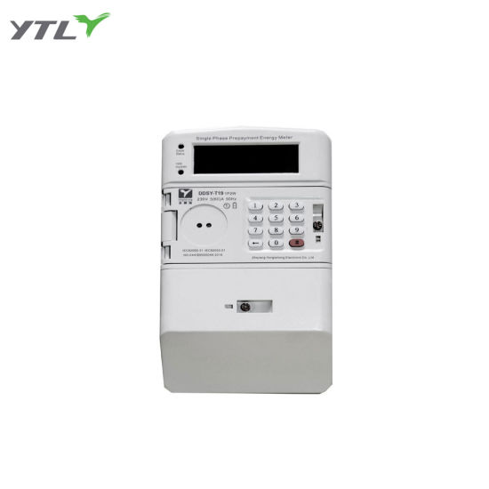 Plug in and Play GPRS Communication Module Prepayment Meter
