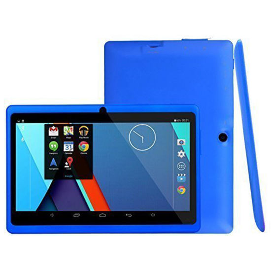 OEM 7 Inch Android Tablette White Tablet PC with Flash Light Camera