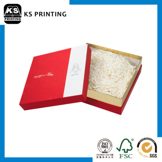 New Design Cosmetic Carton Packaging Box, Gift Box pictures & photos