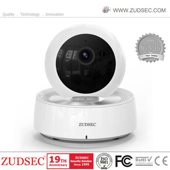 WiFi Video Camera Alarm System for Home Protection
