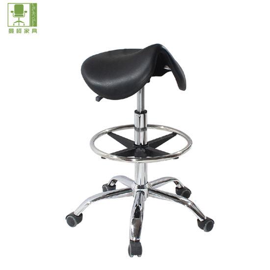 Fine Modern Pu Bar Stool Adjustable Bar Stool Chair Without Wheels Creativecarmelina Interior Chair Design Creativecarmelinacom