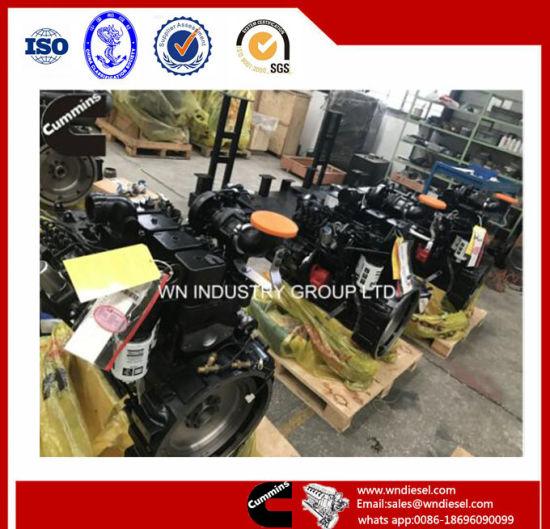 Cummins Diesel Engine Motor (4B, 6B, 6C, QSB, QSC, QSL, QSM M11, N855, K19, K38, K50) for Industry Machinery, Marine Boat, Vehicle Truck, Generator Set, Pump
