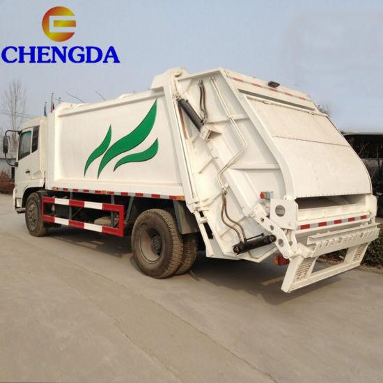 Sinotruk 6X4 30ton Garbage Truck for Africa