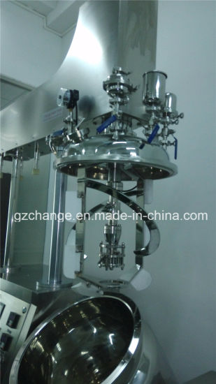 Cosmetic Shampoo Lotion Detergent Mixing Emulsifying Homogenizing Machine pictures & photos