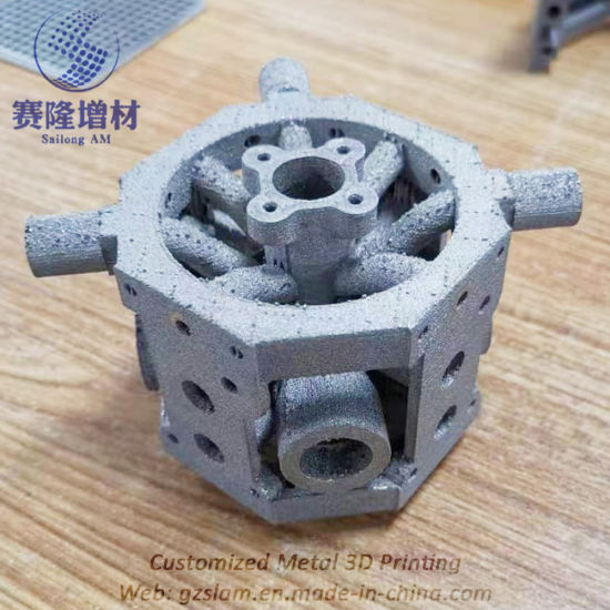 Aluminum/Cobalt Chrome/Stainless Steel/Titanium Alloy Industrial Parts Integrated Manufacturing