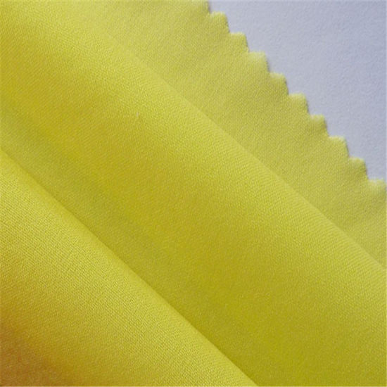 Garment Woven Fusible Interlining Fabric for Lady's Wear