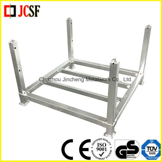 Scaffolding Steel Pallet/Mesh Rack/Scaffold Storage Rack