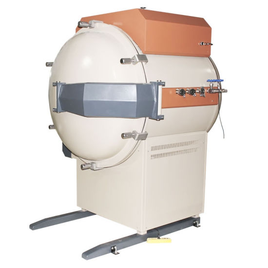 Versatil Vacuum Heat Treatment Furnace up to 1400c