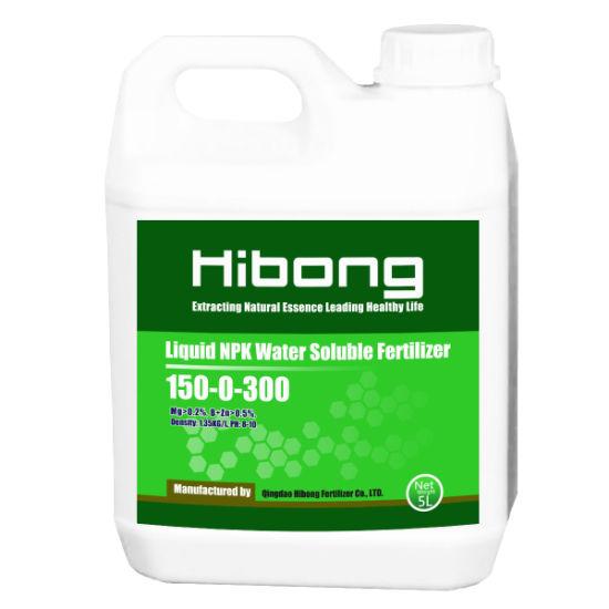 Hibong Water Soluble Organic NPK Liquid Fertilizer
