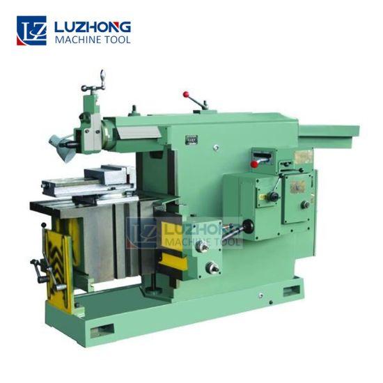 BC6050 China Horizontal Metal Planner Shaper Machine Price