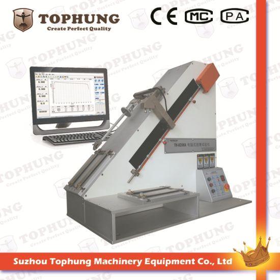 Desktop Digital Solar Module Universal Material Tensile Peel Testing Equipment