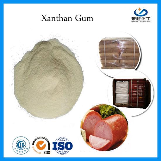 200 Mesh Xanthan Gum Food Additive