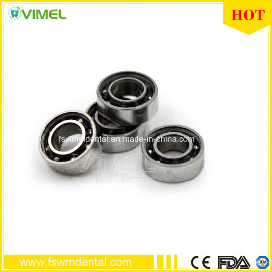 Dental Handpiece Spare Parts Stainless Steel Bearing 2.38 pictures & photos
