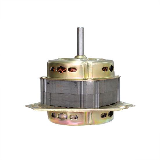 Single Phase AC Washing Machine Motor 150W Wash Motor Customization