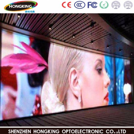 Wholesale P7.62 Video Wall Advertising Full Color LED Display
