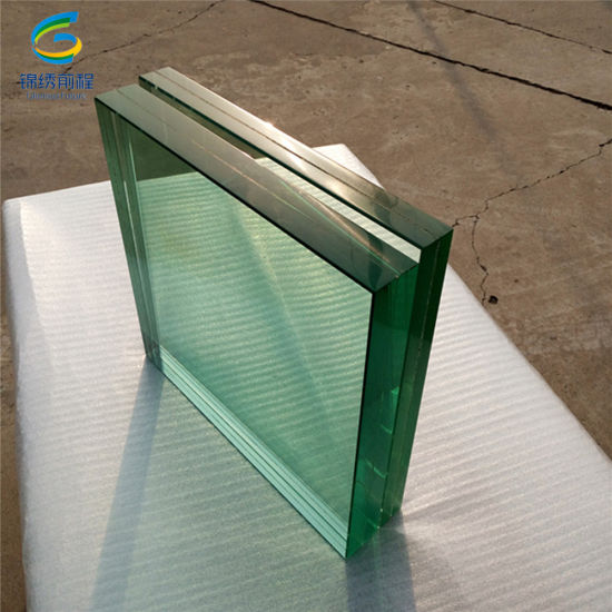 5mm Euro Grey Float Laminated Glass pictures & photos