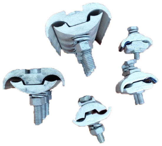 Parallel Groove Clamp for Tap or Parallel Connector S pictures & photos
