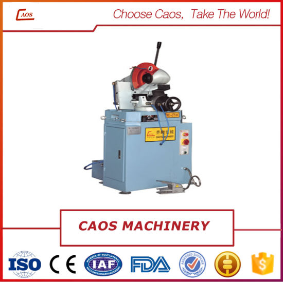 Mc-315AC Pneumatic Cutting Machine Specially Used for Metal Parts