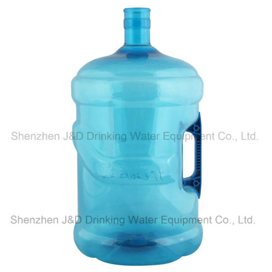 5 Gallon Pet Water Bottle 18.9 Liters 20 Liters pictures & photos