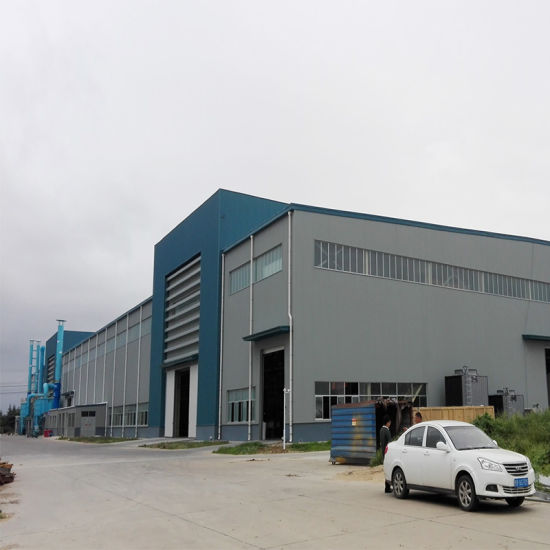 Light Type Industrial Construction Steel Structure Customized Warehouse Buildings pictures & photos