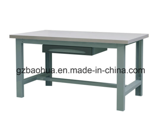 Stainless Steel Workbench /Heavy-Duty Stainless Steel Workbench pictures & photos