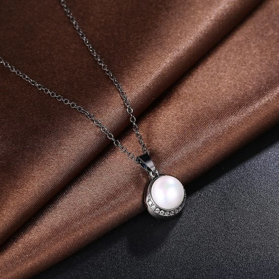 Elegance Fashion Pearl Women Necklace 2017 New Design Jewelry pictures & photos