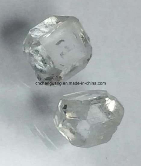 D White Diamond Color and Rough Diamond Shape Rough Diamond pictures & photos