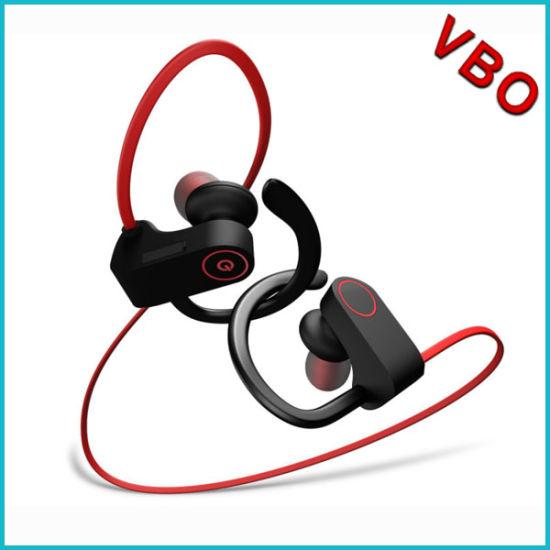 2019 New Neckband Black Earburds Waterproof Magnetic Sport Stereo Wireless Bluetooths Earphone