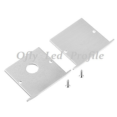 30X38mm Resessed LED Aluminum Profile with Flange for Architectural Lighting pictures & photos