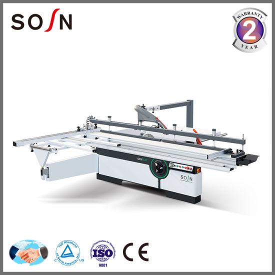 Altendorf Precision Table Panel Saw for Woodworking Shop