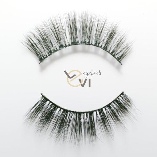 2cca48b4abc Wholesale Qingdao Factory Longer Volume Faux Mink False Eyelashes with OEM  Service