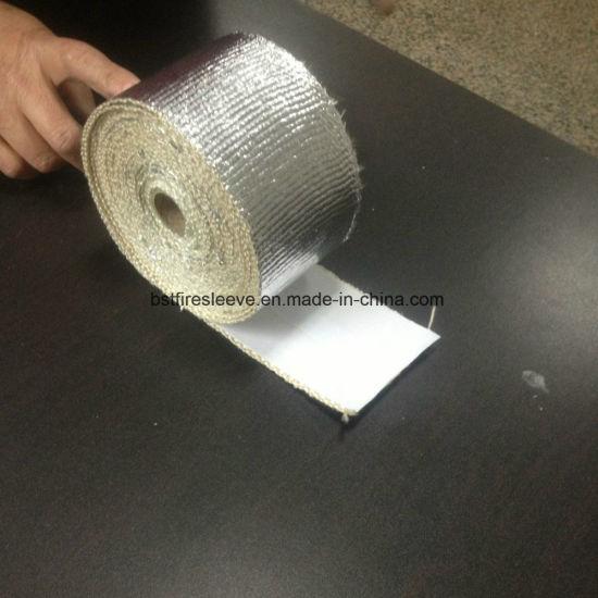 Thermal Insulation High Temperature Aluminum Foil Fiberglass Tape