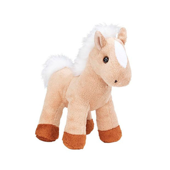 Stuffed Pony Custom Plush Toy