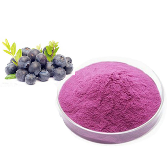 USDA Certified Fresh Acai Berry Powder 4: 1 Anthocyanin Acai Berry Juice Powder for Anti-Oxidant and Anti-Cancer pictures & photos