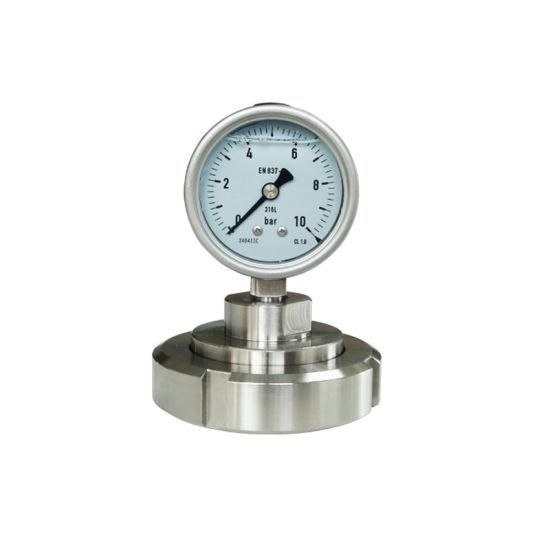 """60mm 2.5"""" All Stainless Steel Diaphragm Pressure Gauge"""