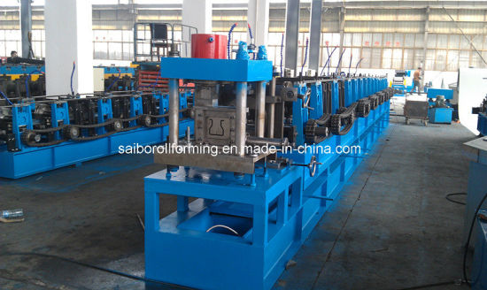 Upright Roll Forming Machine with Chain Driven