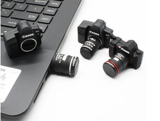 Gift Camera Shaped Flash Pen Drive Stick Memory USB pictures & photos