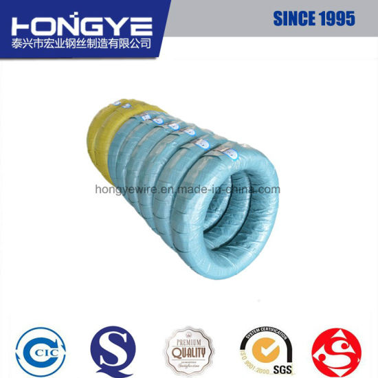 Top Spring Mattress Wire Manufacturer pictures & photos