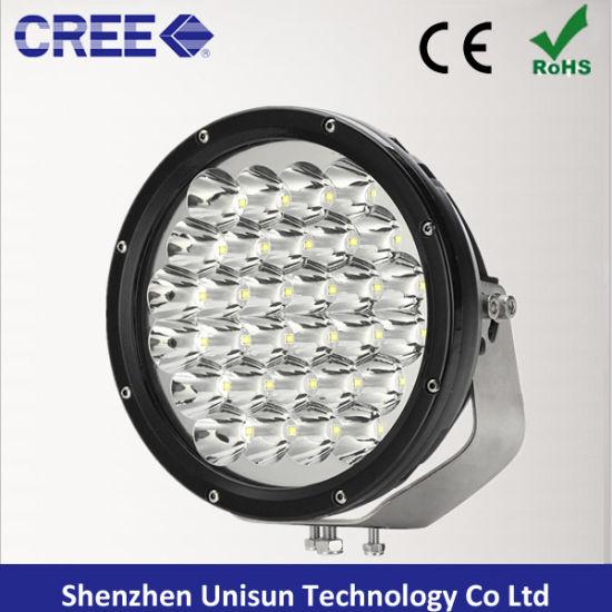 "12V 9"" Waterproof Heavy Duty 4X4 150W CREE LED Driving Light"