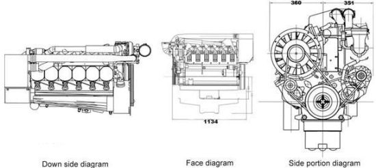 Deutz BF6L913C Diesel Engine pictures & photos